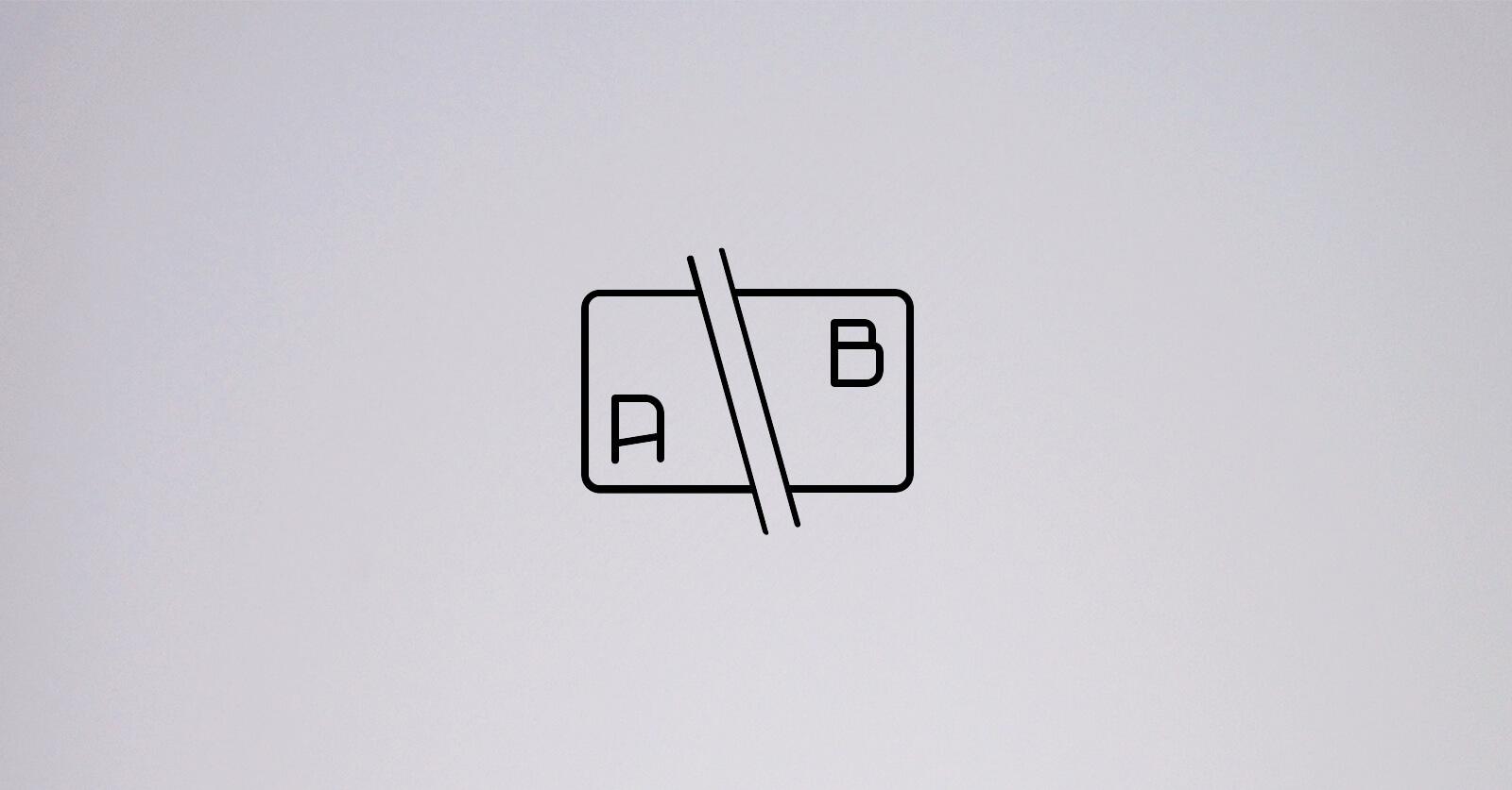 Öka din konvertering med hjälp av A/B-tester
